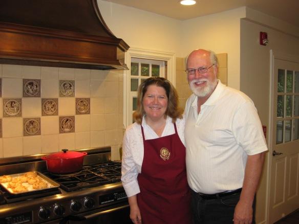 Ken & Susie Pope - Proprietors, Cedar Gables Inn